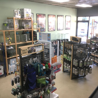 Urbanoasis Showroom Image