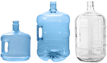 GLASS AND BPA-FREE PLASTIC IMAGE