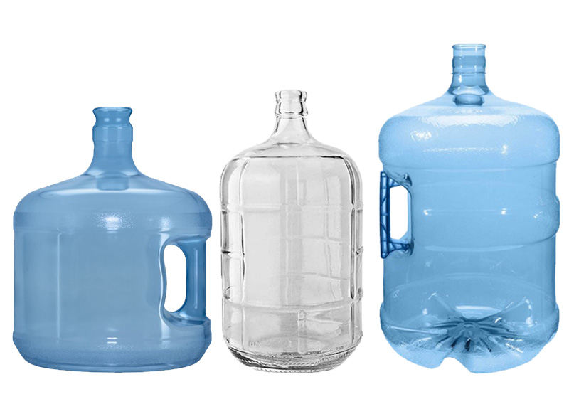 water-delivery-bottels