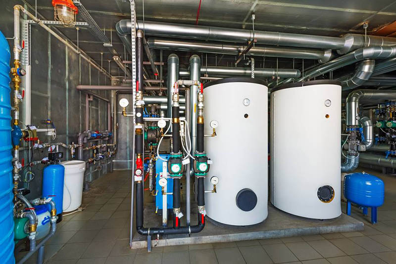 Reverse Osmosis Water Purification Systems