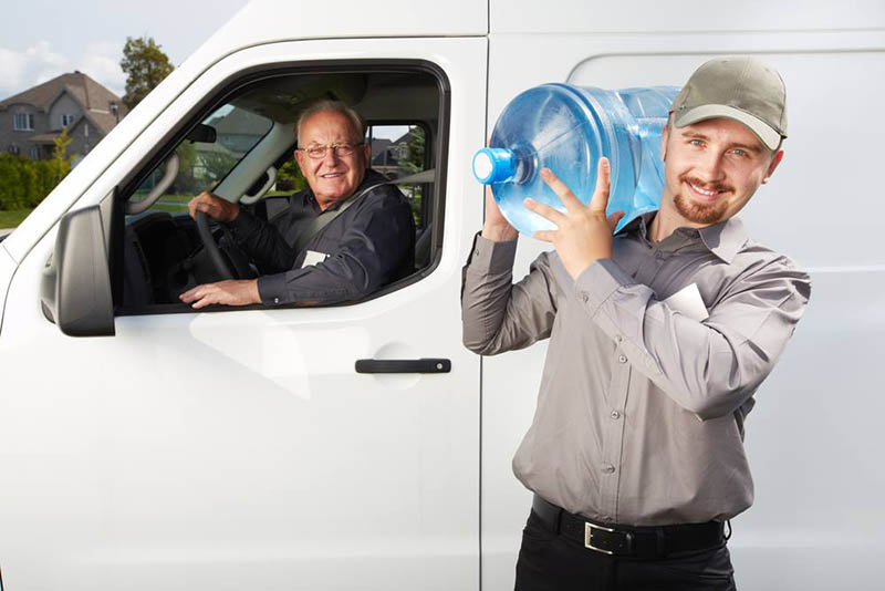 Enjoy our System for Water Delivery in Los Angeles
