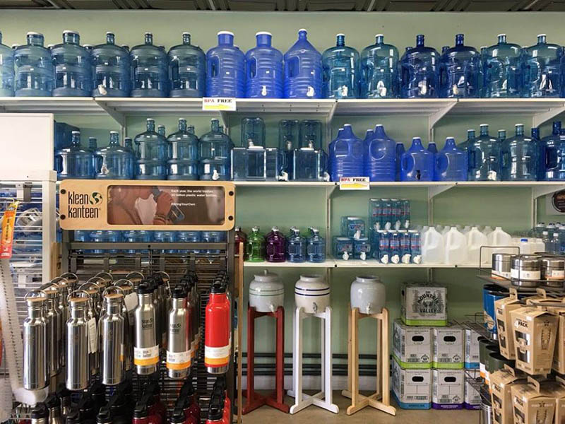 Alkaline Water Delivery Service