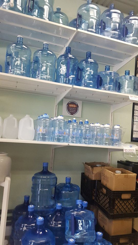 Where Can I Go to Fill 5- Gallon Water Jugs in my Area