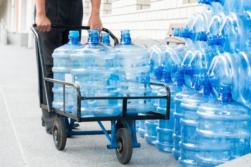 alkaline water delivery