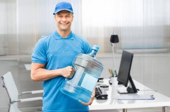 BPA free water
