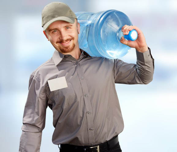 BPA Free Water Delivery System