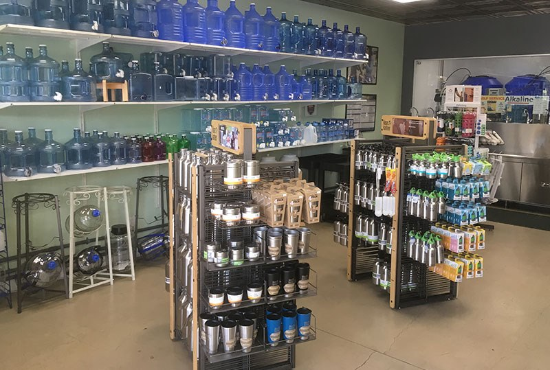 Have You Been to a Drinking Water Store?