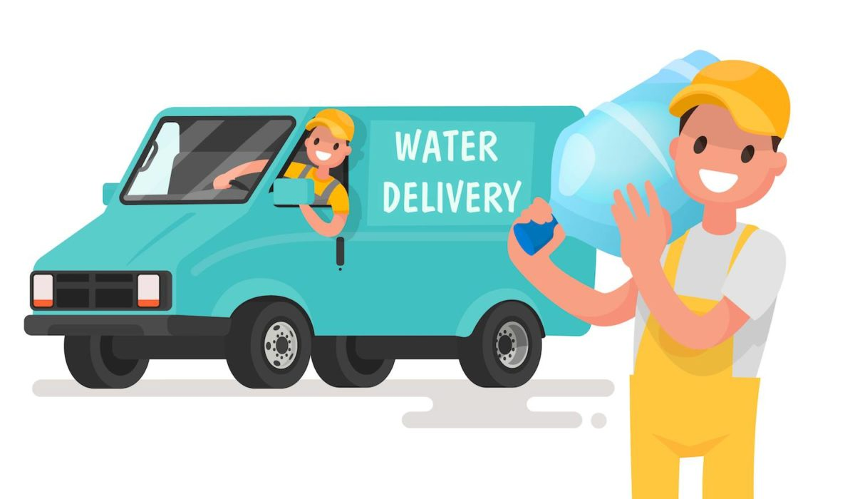 You Can Get Water Delivery in Los Angeles