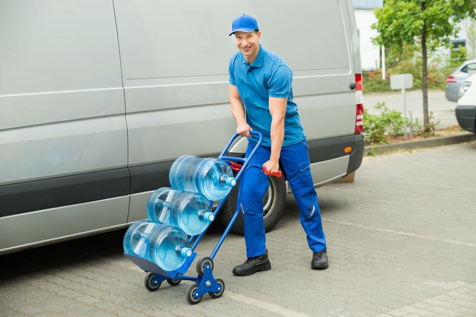 purified water delivery